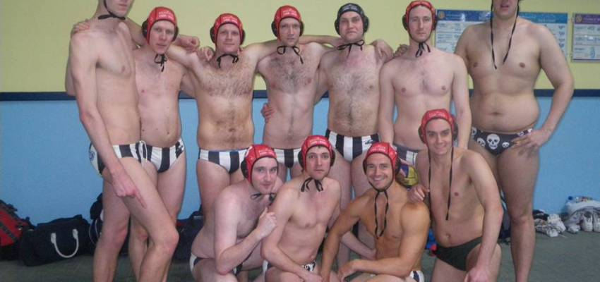The Myles Trust - Water Polo