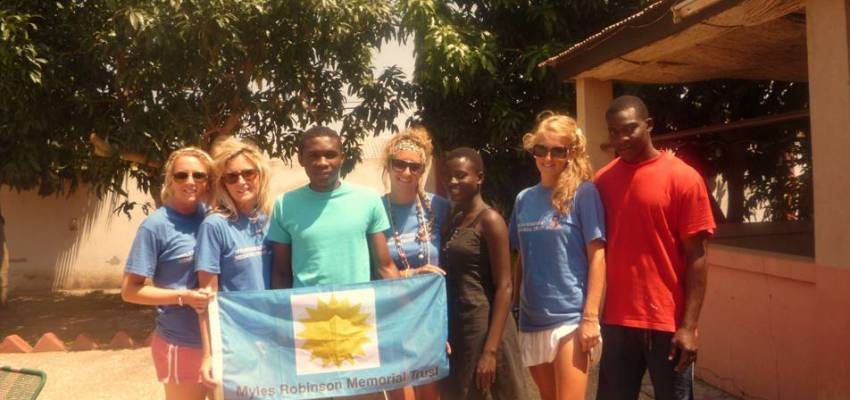 The Myles Trust - Sophie Goes To Ghana
