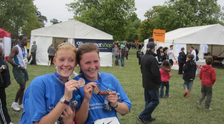 The Myles Trust - Windsor Half Marathon