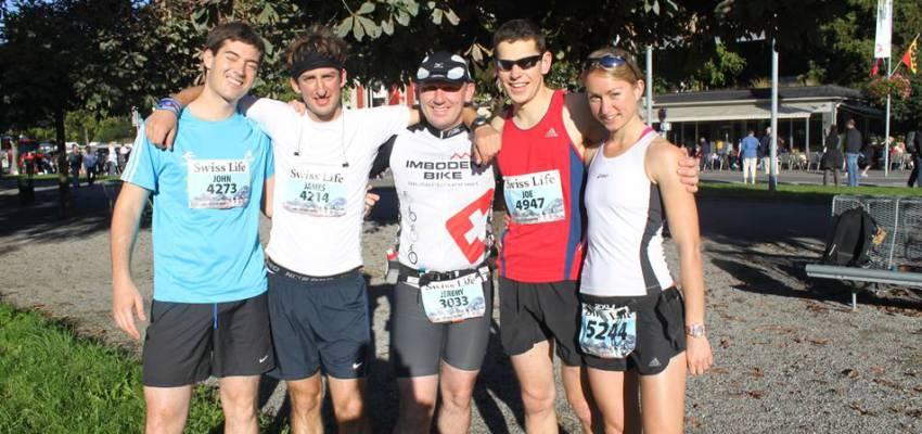 The Myles Trust - Jungfrau Marathon