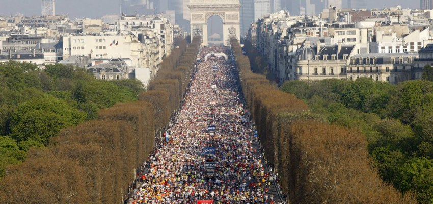 The Myles Trust - Paris Marathon
