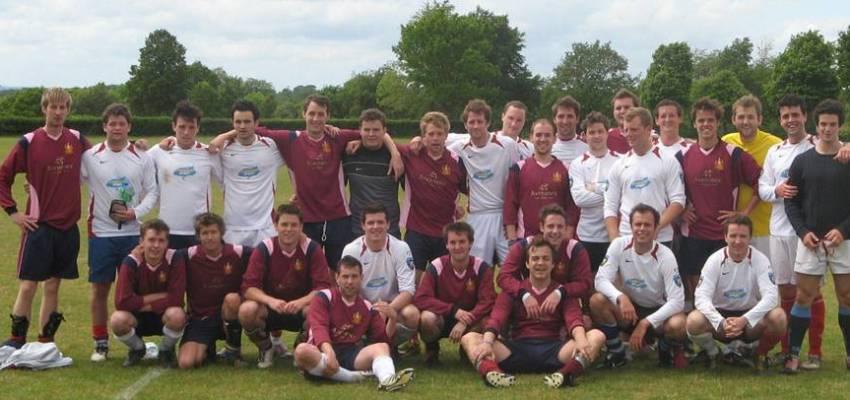 The Myles Trust - Football 2011