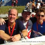 The Myles Trust - Jungfrau Marathon 2011