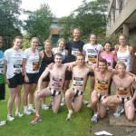 The Myles Trust - Great North Run 2011