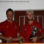 The Myles Trust - Bell Tower Trophy