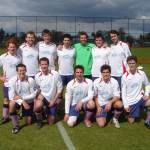 The Myles Trust - Football 2012
