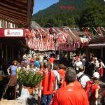 The Myles Trust - Jungfrau Marathon 2012