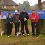 The Myles Trust - Golf Day 2012