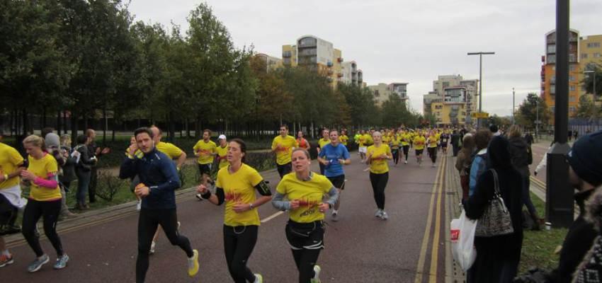 The Myles Trust - Run To The Beat 2012