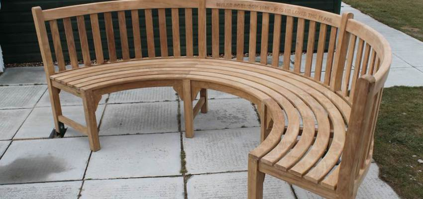 The Myles Trust - Myles Bench at Royal Clique Ports
