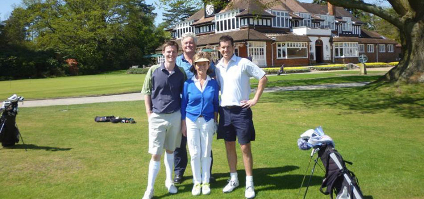 The Myles Trust - Golf with Tim Henman