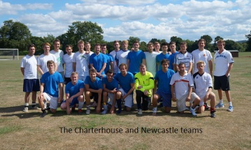 The Myles Trust - Football 2013