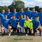 The Myles Trust - Football 2013