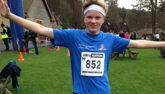 The Myles Trust - Cragside Run