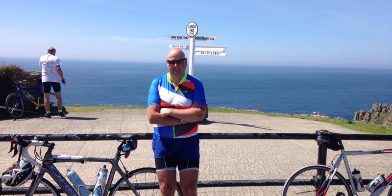 The Myles Trust - John O'Groats to Lands End