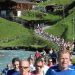 The Myles Trust - Jungfrau Marathon 2014