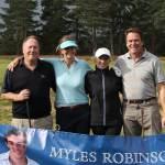 The Myles Trust - Golf Day 2014
