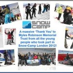 The Myles Trust - Snow Camp 2011-12