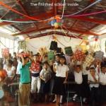 The Myles Trust - Costa Rica Comedor 2013