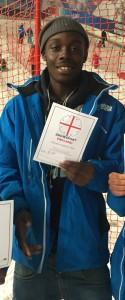Asher Snowsport England Certificate