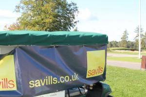 Savills cart