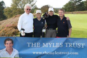 John Munro, Christine Wightman, Sally Munro, Nigel Wightman